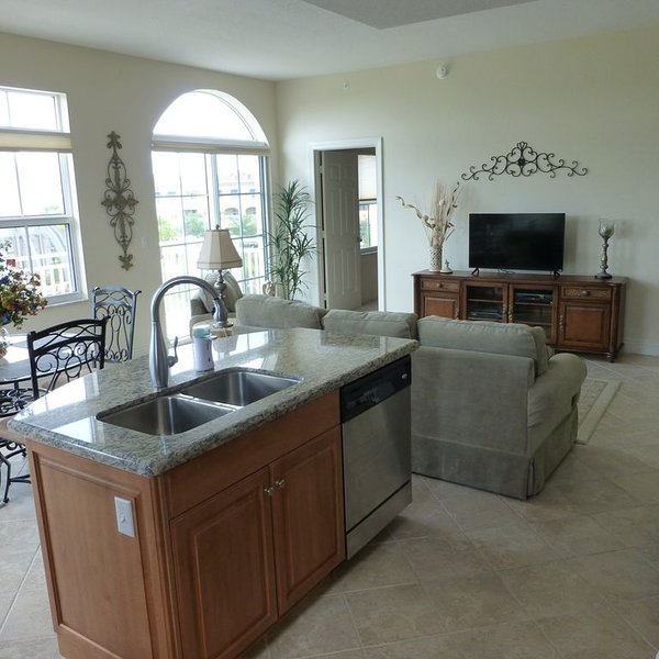 Condo, fully furnished, holiday rental in Immokalee