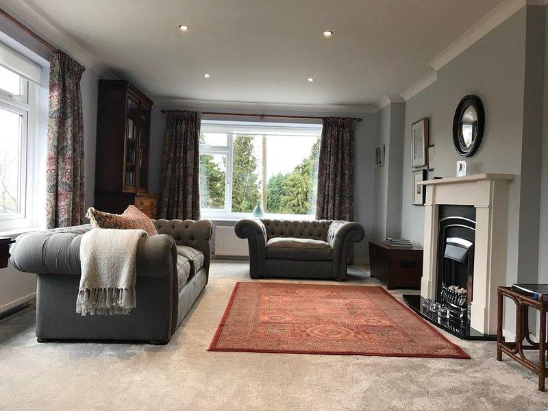 Comfortable Llanrwst 4-bedroom home, vacation rental in Llanrwst