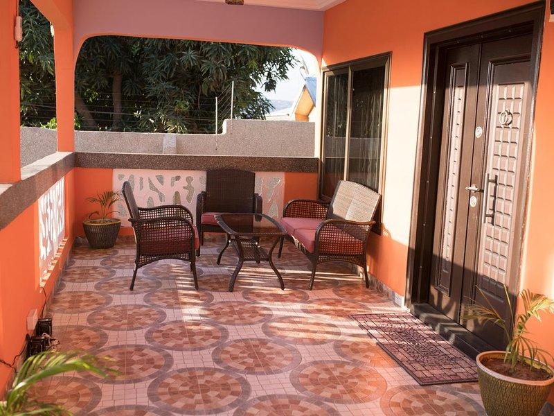 Great Mt HOPE Villas, vacation rental in Odorkor