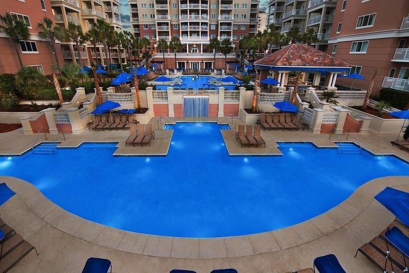 Spacious two bedroom at Marriott's OceanWatch Villas, Over 450 Vrbo reviews!, alquiler de vacaciones en Myrtle Beach