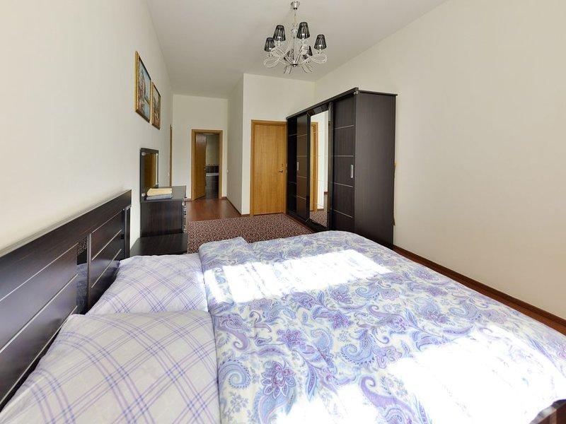 VZB Comfort apartment, Ferienwohnung in Nur-Sultan