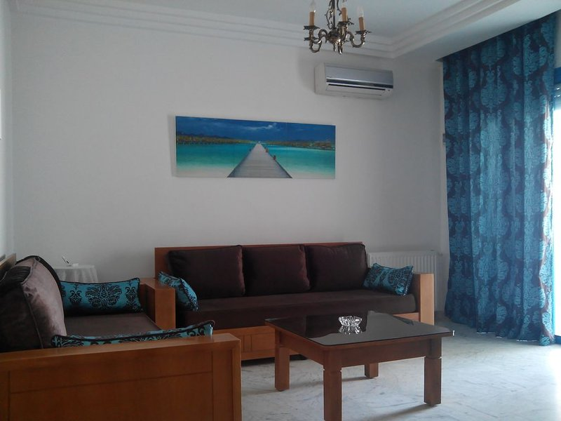 Beautiful Apartment In Hammamet North, holiday rental in Hammamet