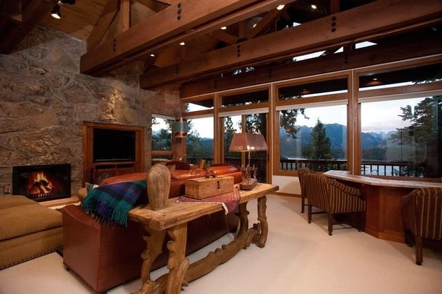Spacious Custom Luxury Home with Gorgeous Views Located at Electra Lake, Close t, holiday rental in Durango Mountain