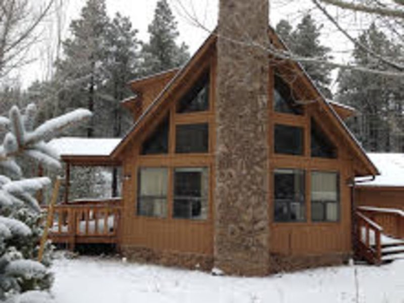 Lovely Cabin in the Pines, holiday rental in Munds Park