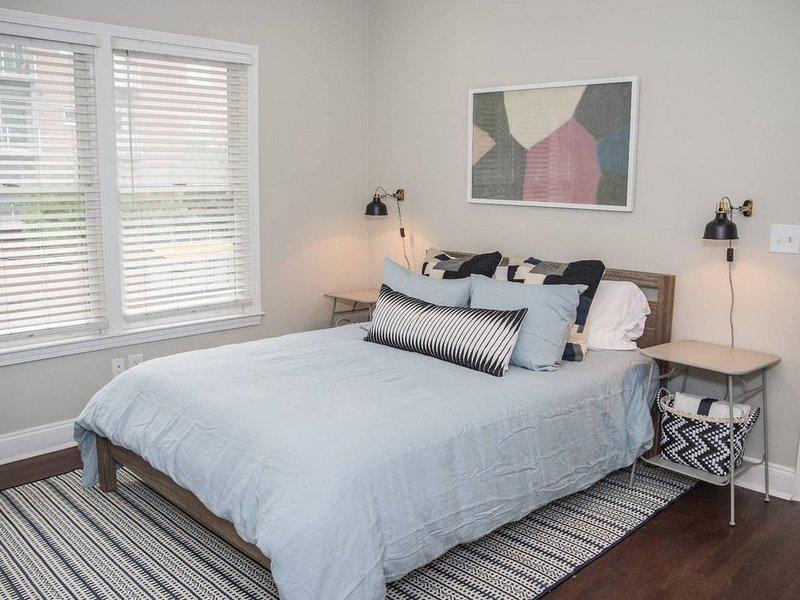 Iris Monroe! Awesome Atlanta Apartment - Sleeps 4, vacation rental in Druid Hills