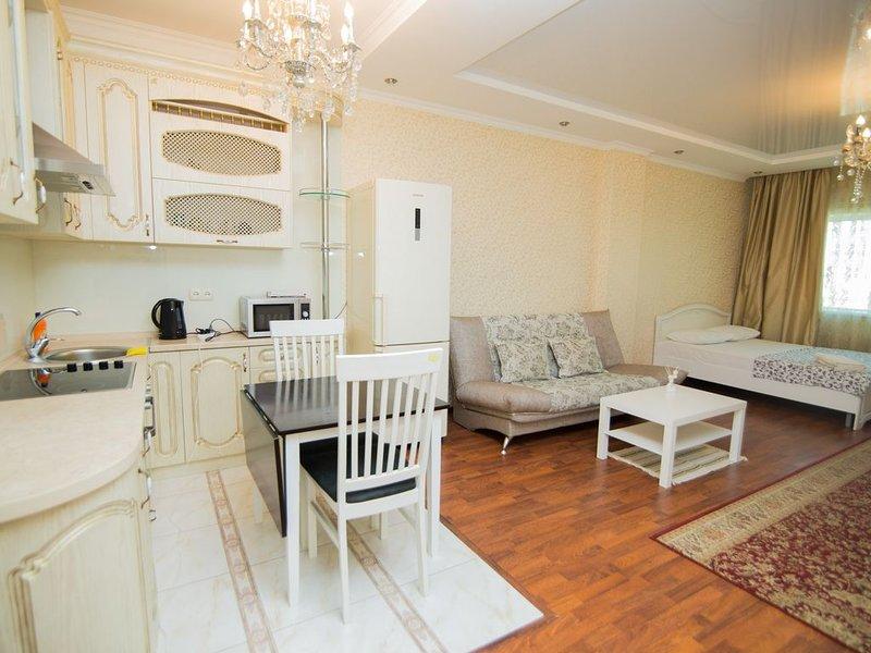Apartment Severnoe 89, alquiler vacacional en Akmola Province