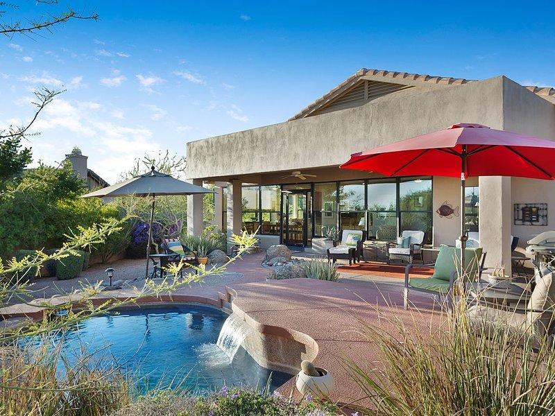 Serene Desert Oasis, holiday rental in Carefree