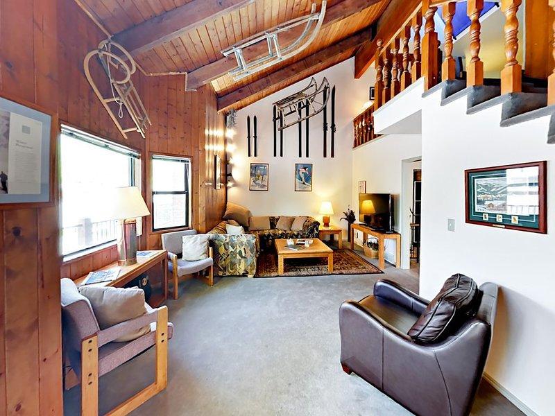 Entire Ski Season Quality Rental ,Alta Snowbird Brighton Solitude Minutes away, alquiler vacacional en Cottonwood Heights