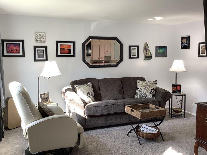 Town / Park District � Suite Dreams Inn Ketchikan, aluguéis de temporada em Ward Cove