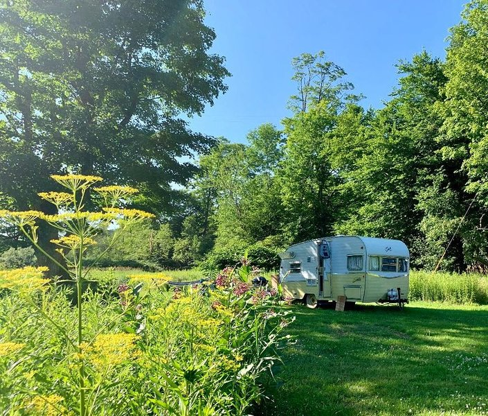Glamping in the Catskills, vacation rental in Andes