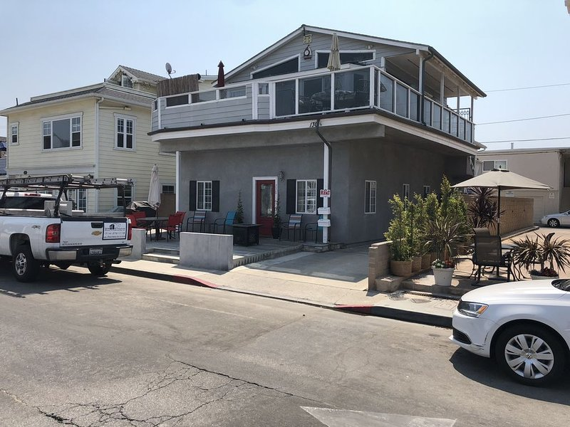 Steps to Sand, Newport Beach, California, vacation rental in Newport Beach