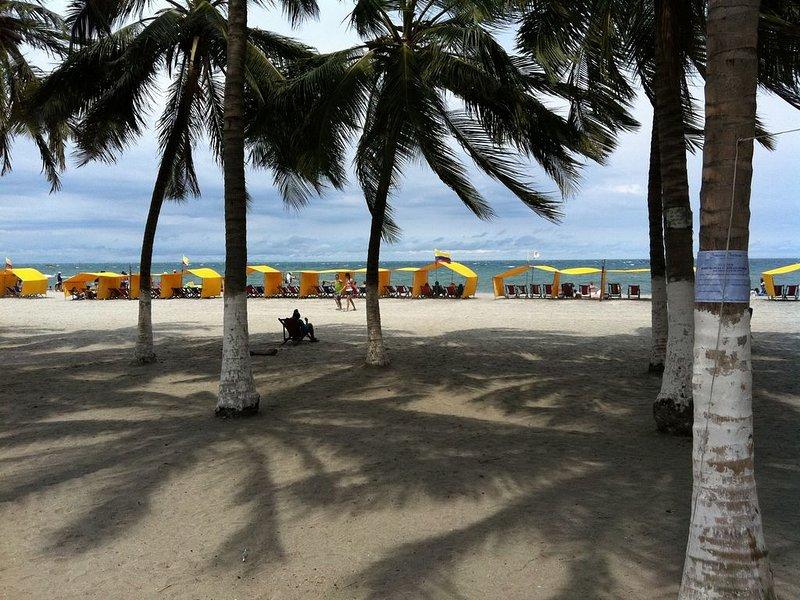 Ocean Front - El Rodadero, alquiler de vacaciones en Gaira