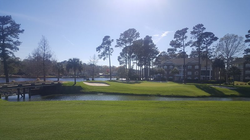 2B/2B Condo in Riverwalk, Arrowhead Golf Course and view of the Intracoastal, holiday rental in Socastee