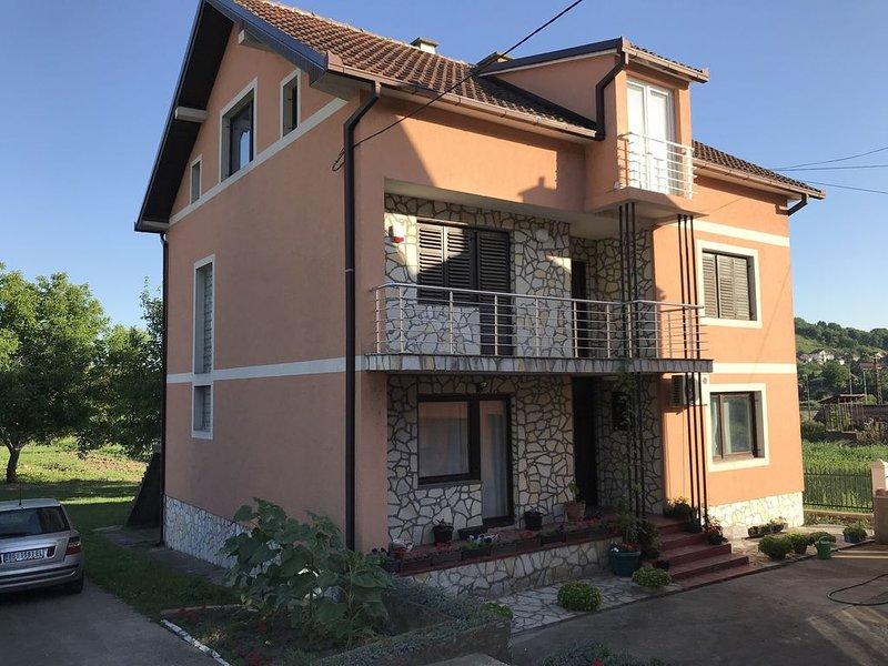 Vrcin Villa Belgrade, holiday rental in Smederevo