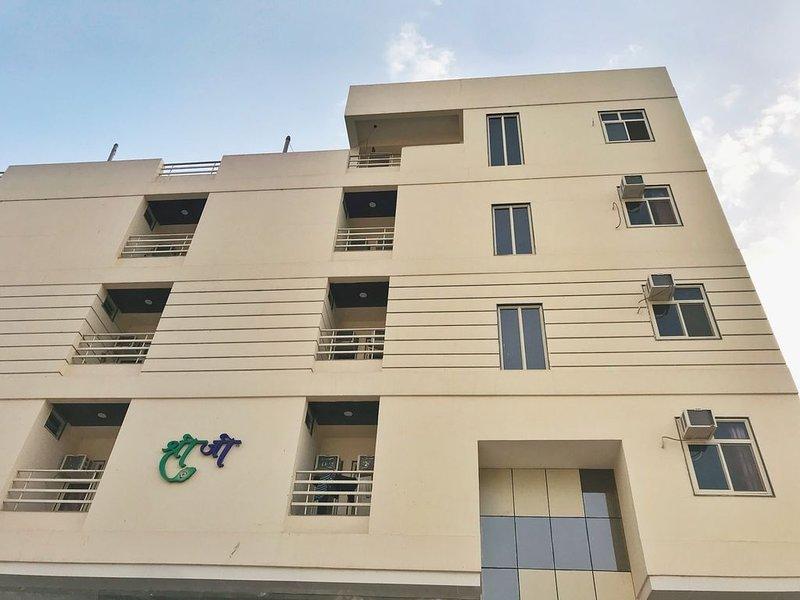 Shreejee Stays - KOTA, holiday rental in Kota