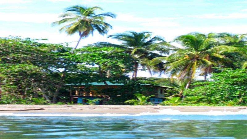 Casa Galim - Blue Morpho -  Beach House, holiday rental in Hone Creek