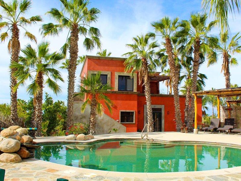 Casa Flores del Mar in Todos Santos-New to VRBO!, holiday rental in Todos Santos