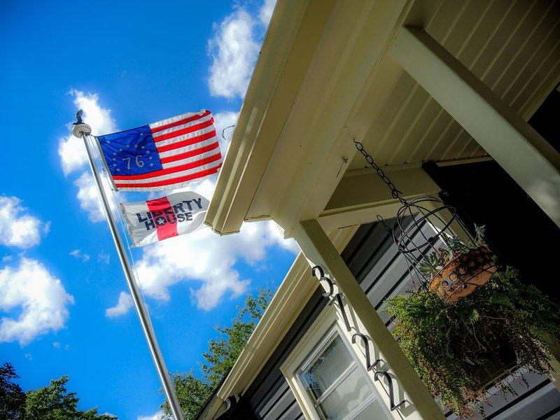Cultural Crossroads of America, holiday rental in Ozawkie