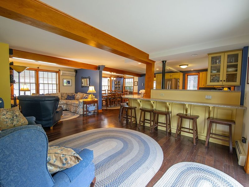 Stunning Views in the Serenity Western NH, vacation rental in Washington
