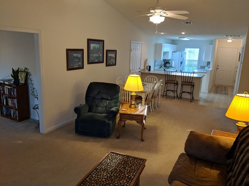 Townhome  4.5 miles from Augusta Nationals Masters tournament- , 10 minute drive, location de vacances à Harlem
