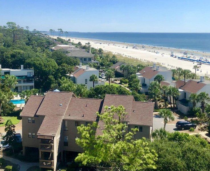 Just 1 Min. Walk to Best Beach - Wifi - Pet Friendly, location de vacances à Bluffton