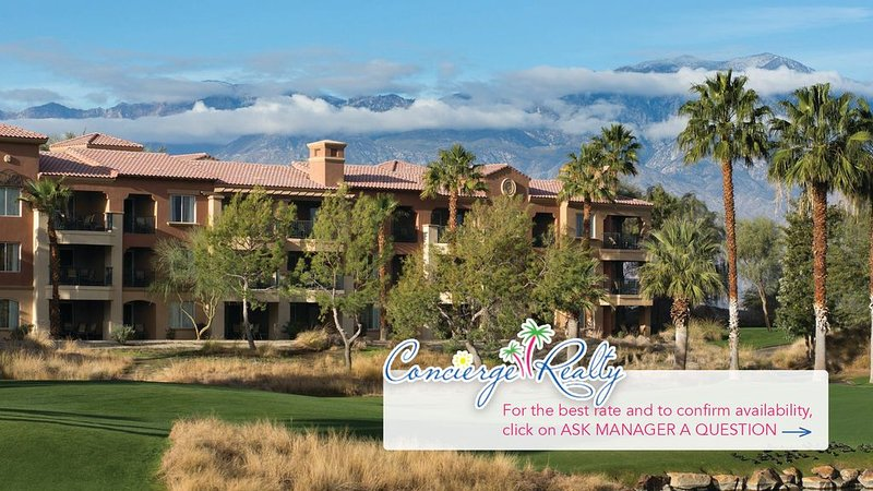 Two bedroom at beautiful Marriott's Shadow Ridge- The Villages in Palm Desert., holiday rental in Thousand Palms