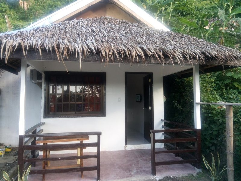 Combination of native and modern accommodation., vacation rental in Puerto Galera