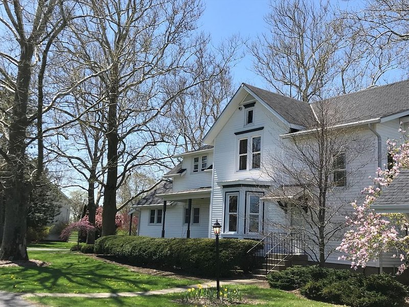 The Homestead, an 1880's Farmhouse, holiday rental in Sandusky