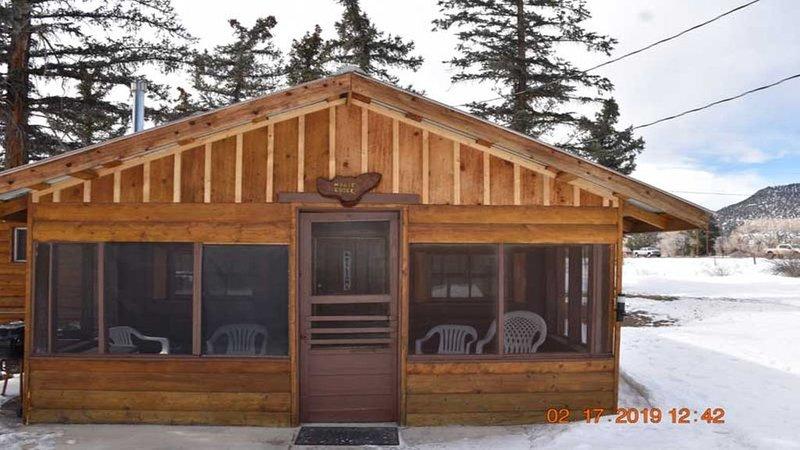 Beautiful Moose Lodge Cabin, location de vacances à Del Norte
