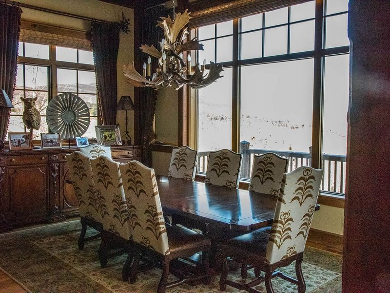 Majestic Mountain Home, holiday rental in Eagle
