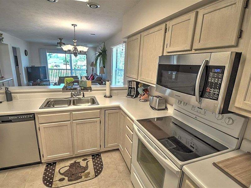 Lovely Buck Creek 2 Bedroom Condo, alquiler vacacional en Longs