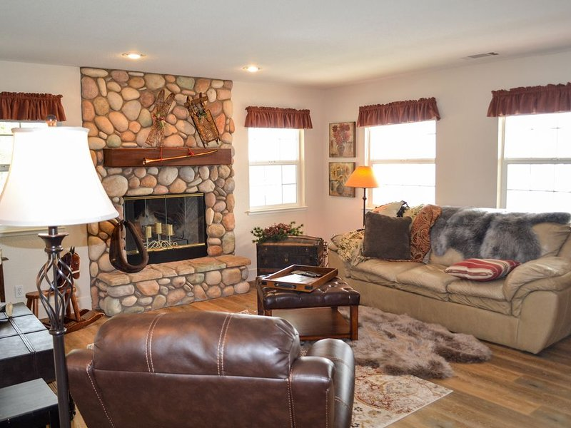 Sargent Estates Farm House, vacation rental in Valley Springs