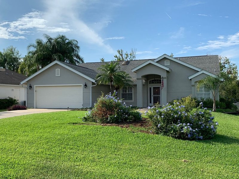 Blue Heron Way on Lake Eustis!, casa vacanza a Umatilla