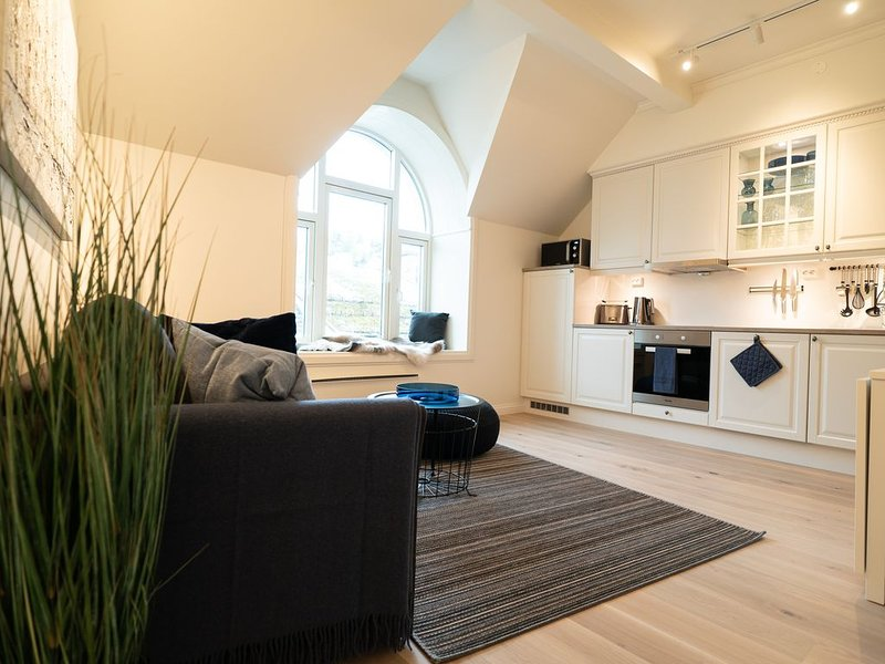 Modern Apartment in the City Centre, alquiler de vacaciones en Troms