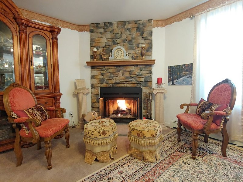 Ongdalsam healing village, vacation rental in North Branch