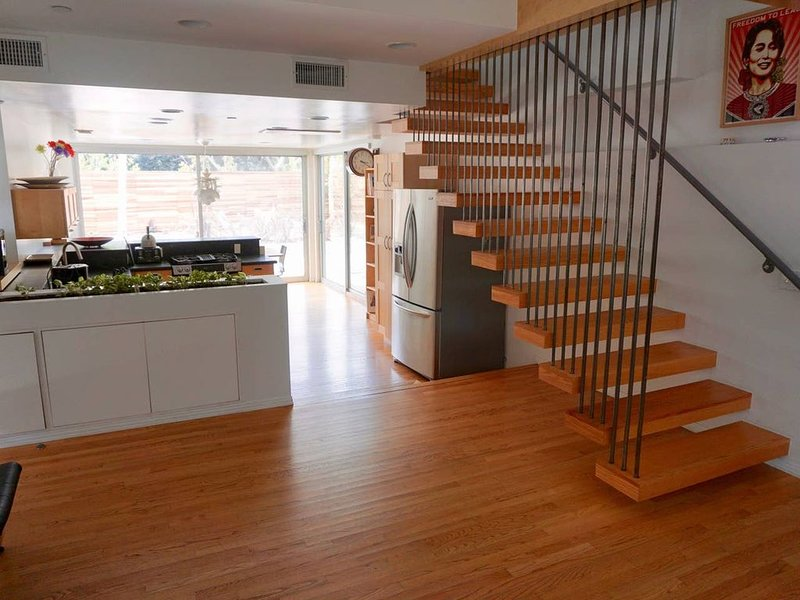 Stunning Architectural Home by Golf Course – semesterbostad i Santa Monica