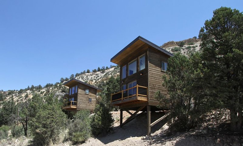 Tree Top #3 at East Zion Resort, vacation rental in Mount Carmel