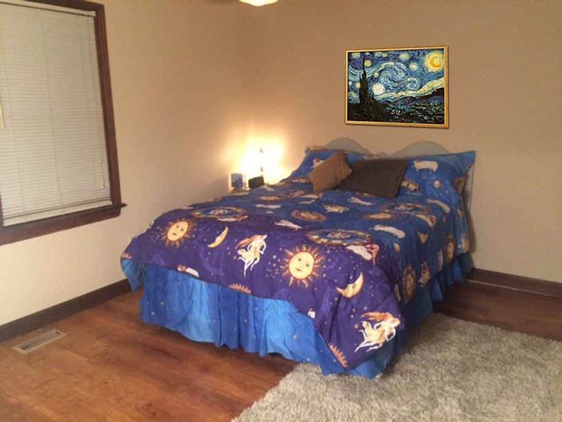 Cozy. Private Guest Suite With Ensuite Bath, vacation rental in Hickory Flat