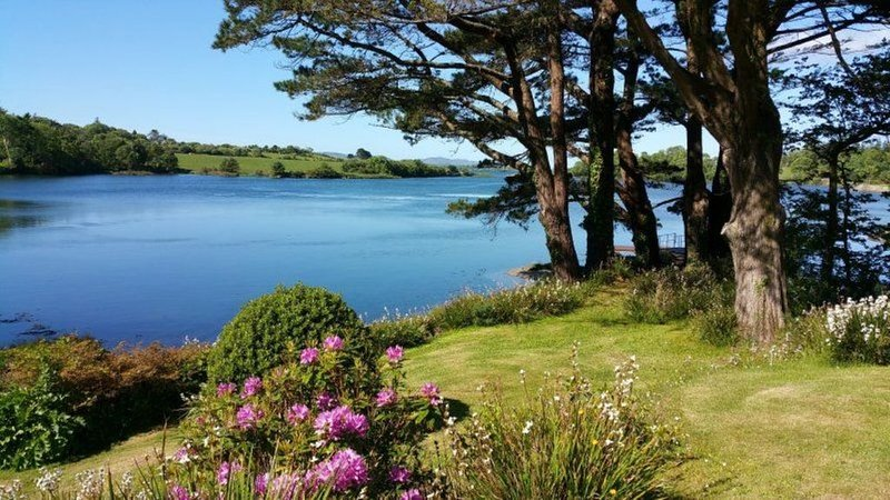 Westerly House on Bantry Bay, West Cork, alquiler vacacional en Glengarriff