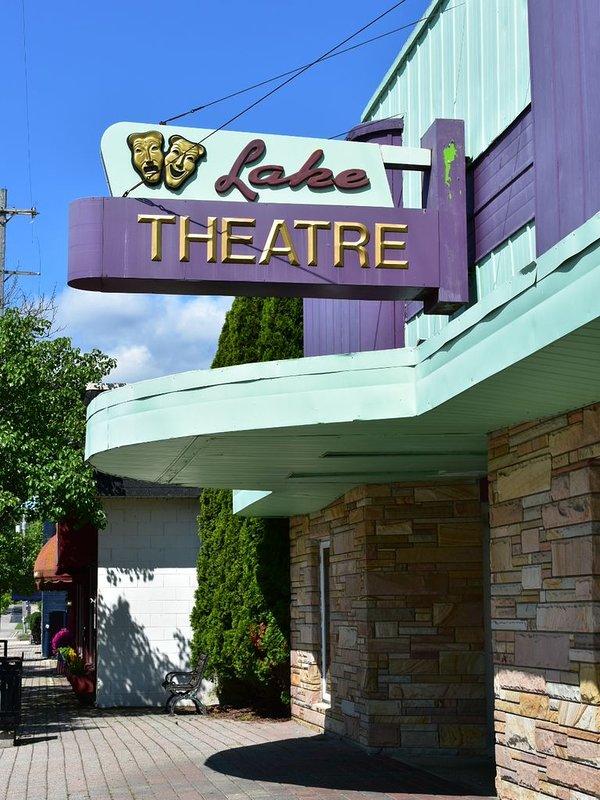 El cine Oscoda. Genial para los niños o toda la familia.