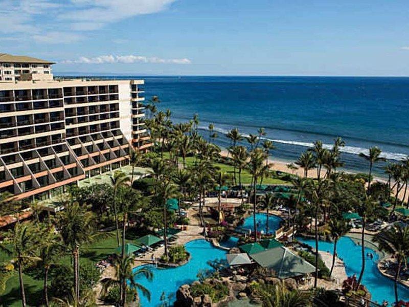 Marriott Maui Ocean Club- 1BR suite- Ocean View! Licensed broker with most weeks, holiday rental in Lanai