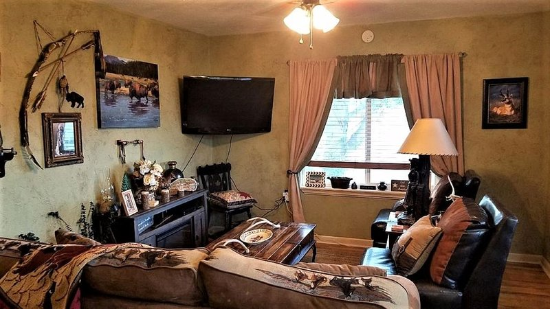 The Buckaroo Bungalow, holiday rental in Cheyenne