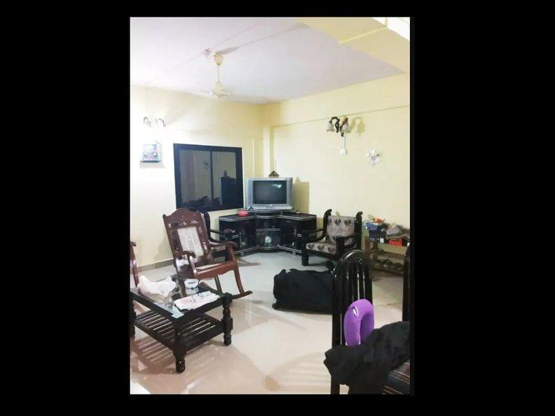 Vintage Goa Apartment, holiday rental in Varca