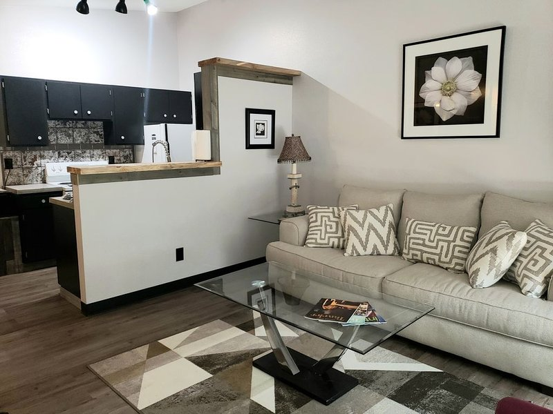 INDUSTRIAL STYLE- GREAT LOCATION!, vacation rental in Fruitvale