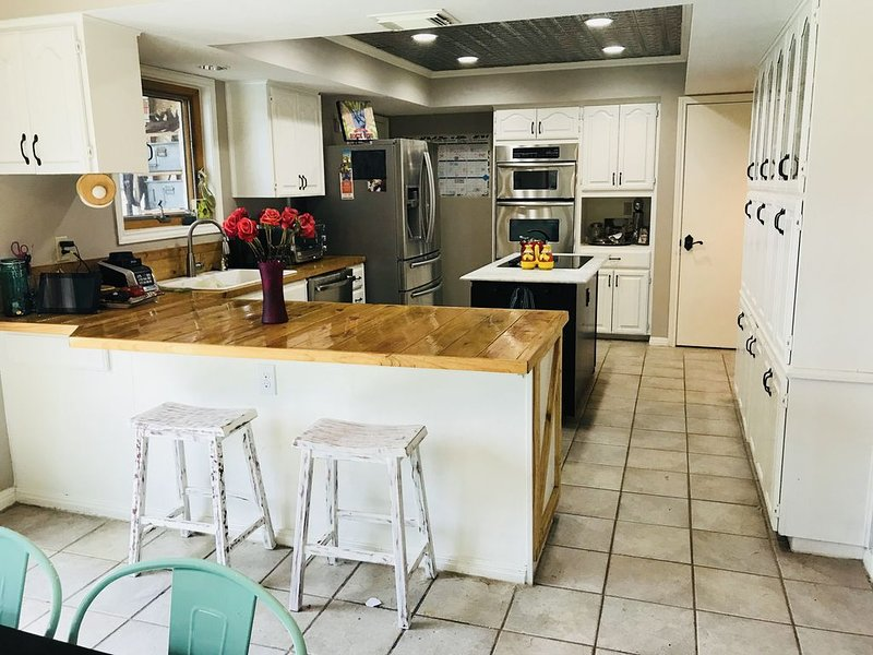 Hill Country Oasis in Austin- close to downtown, holiday rental in Manchaca