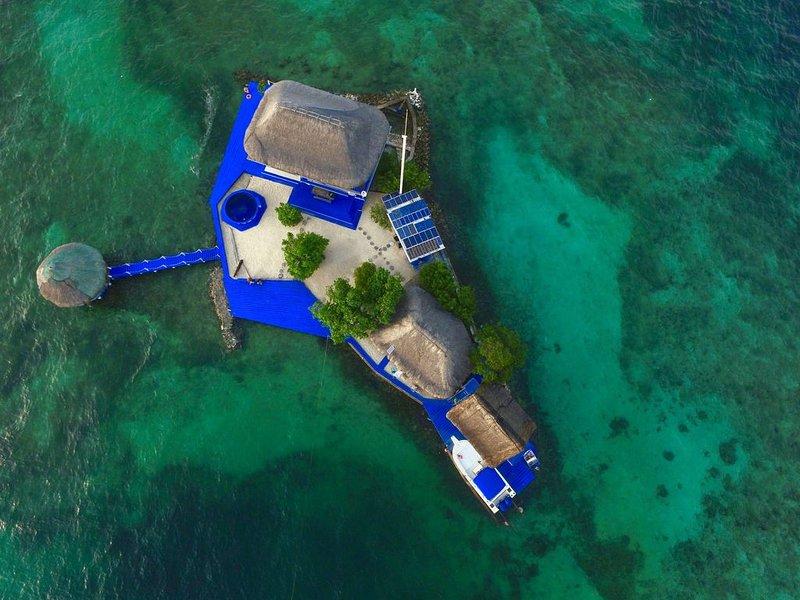 Rosario Islands, Cartagena, Ferienwohnung in Islas de Rosario