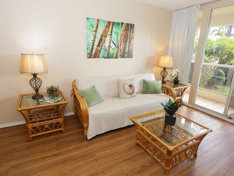 Beautiful 2 bedroom at Maui Banyan, holiday rental in Kula