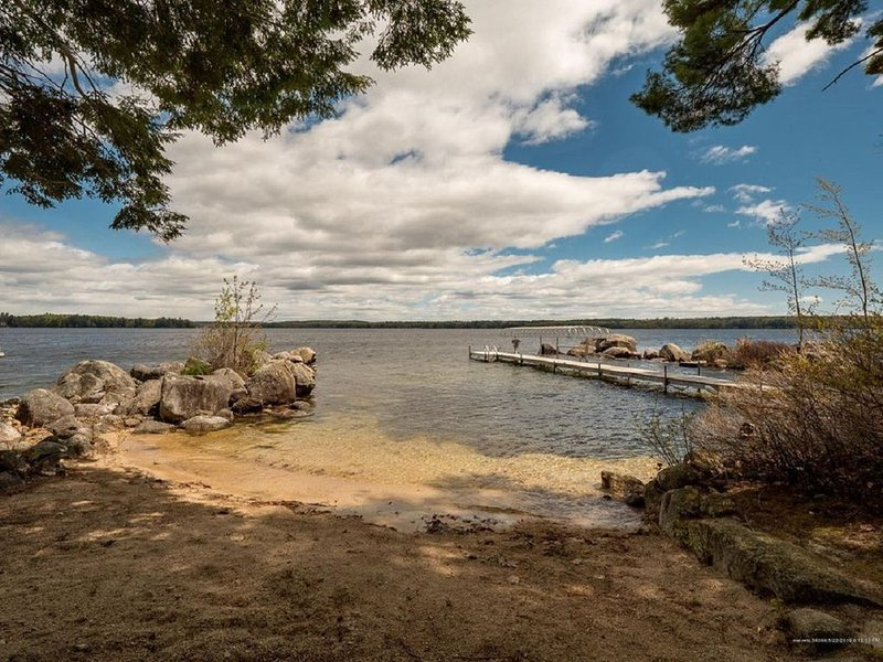 Frye Island Paradise - Renovated cabin on Sebago Lake - Just a ferry ride away, vacation rental in Raymond