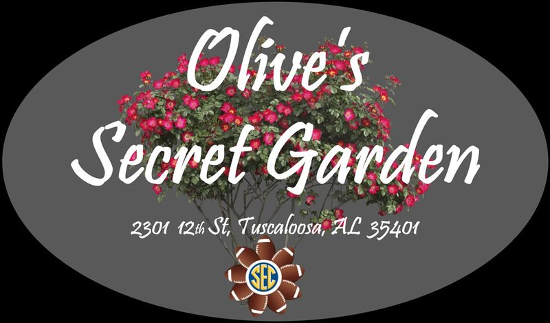 Olive's Secret Garden, 12 blocks from stadium, holiday rental in Coker