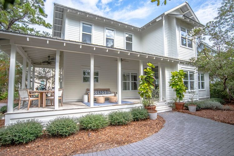 Short Walk to Beach & Shops, Quiet Area, The Hammocks, 4 Bikes, Olive's Cottage, vacation rental in Seagrove Beach